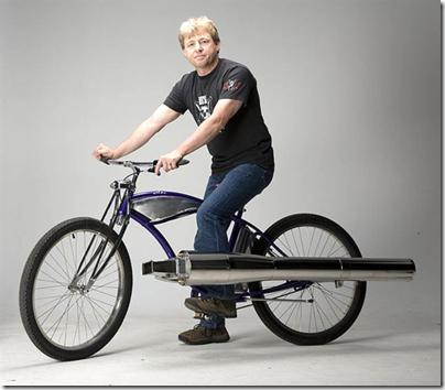 image thumb Le vélo à réaction