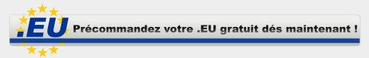 image thumb Nom de domaine .EU gratuit chez OVH