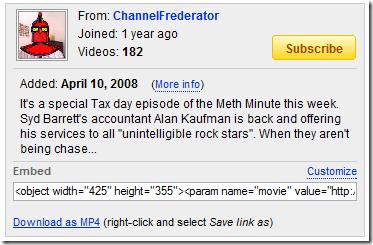 image thumb Télécharger facilement des vidéos depuis Youtube