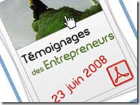 image thumb Témoignages dEntrepreneurs   Guide collaboratif de la création d'entreprise