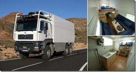 image thumb Un camion poubelle pour partir en vacances